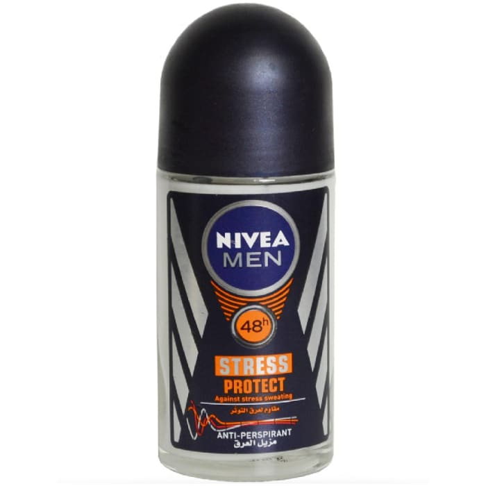 Nivea Stress Protect Deodorant Roll On for Men
