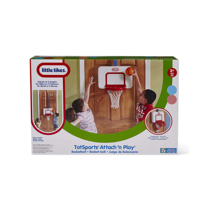 Little Tikes Totsports Attach n Play Basketball