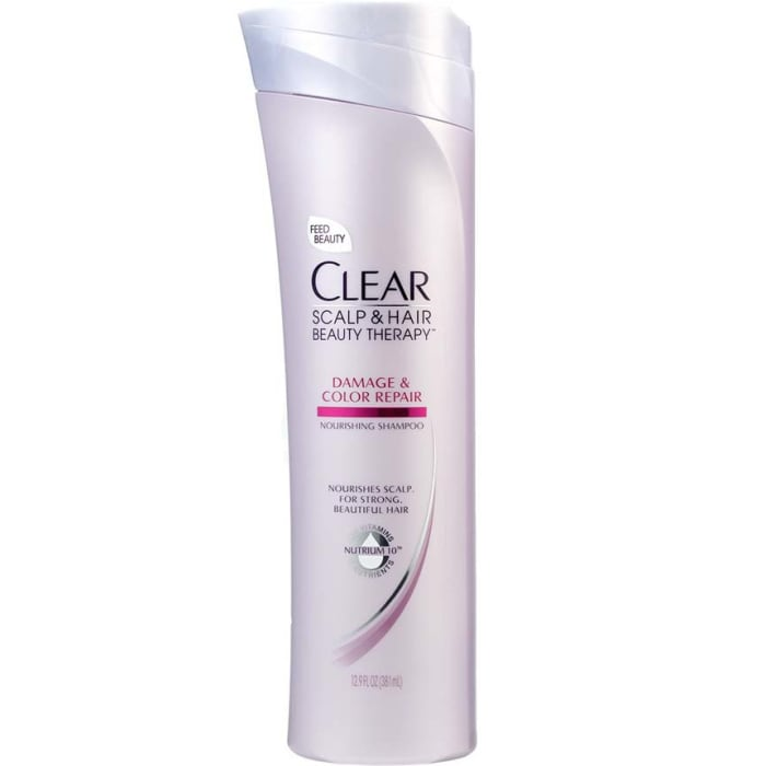 Clear Damage Colored Shampoo