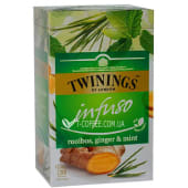 Twinings Infuso Rooibos Ginger Mint  30g