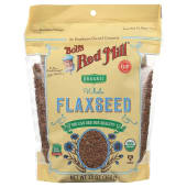 Bob's Red Mill Raw Whole Brown Flaxseeds