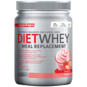 Supashape Diet Strawberry Whey Meal Replacement