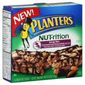 Planters  Nutrition Energy Bars