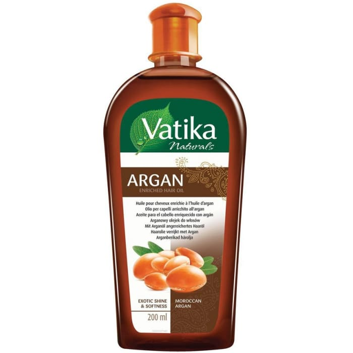 Dabur Vatika Hair Oil Enriched Moroccan Argan