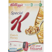 Kellogg's Special K Oats and Honey Cereal 420g