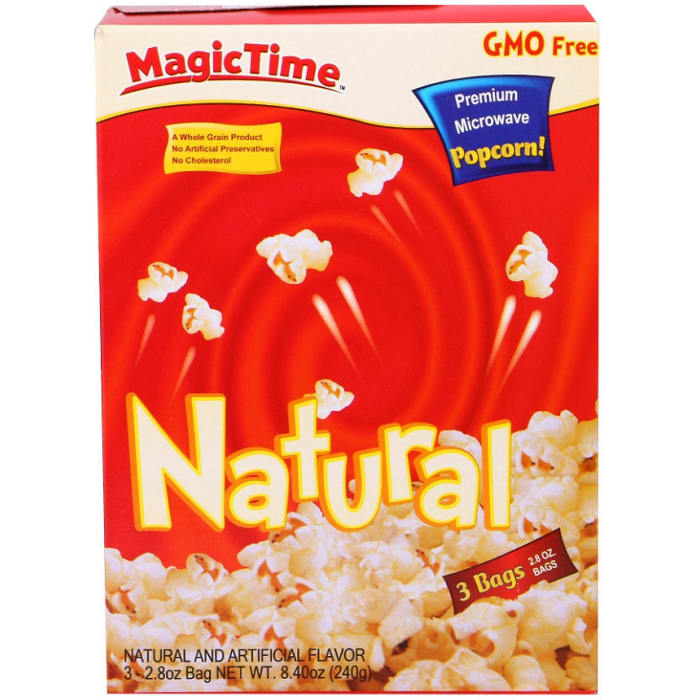 Magic Time Popcorn Natural