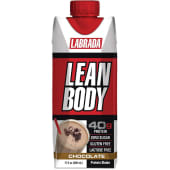 Labrada Lean Body Hi-Protein Milk Shake Chocolate 500ml
