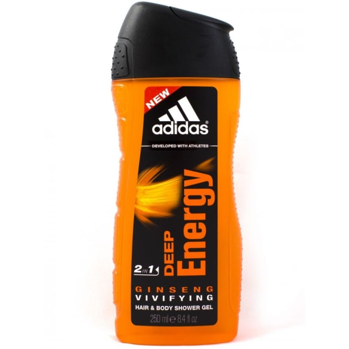Adidas  Deep Energy Shower Gel