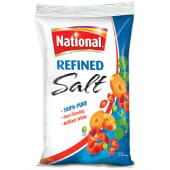 National Iodized Refined Table Salt