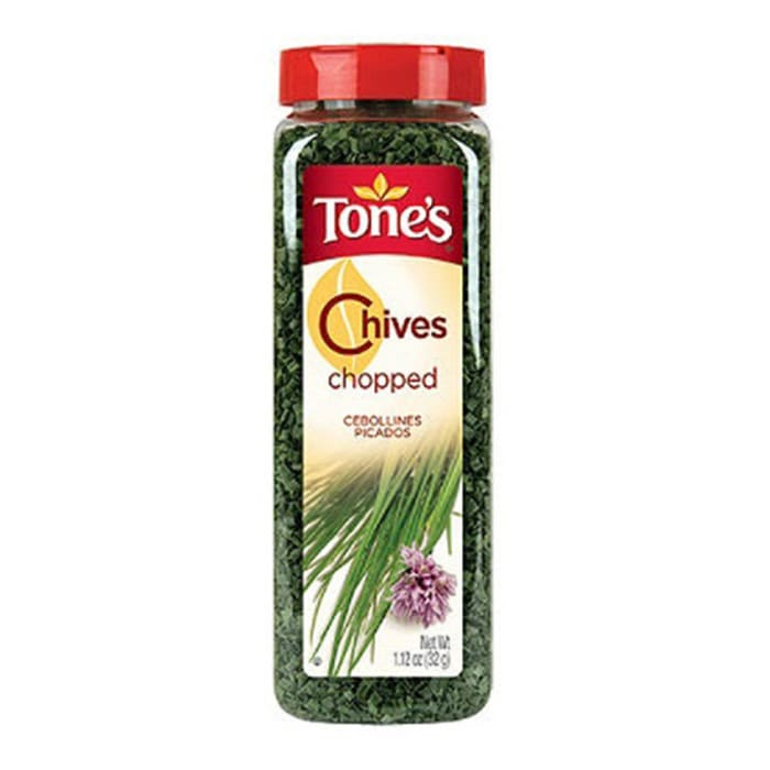 Tones  Chives Chopped Spices