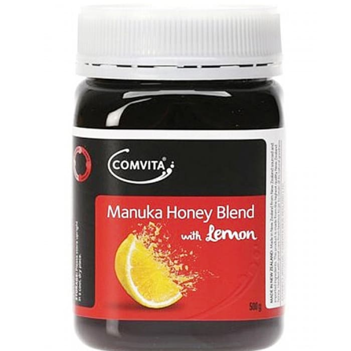 Comvita Manuka Honey Blend with Lemon