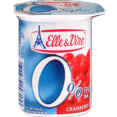 Elle&vire  Light Cranberry Fruit Yogurt