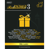 Ramadan Package - 03 (For Islamabad & Rawalpindi)