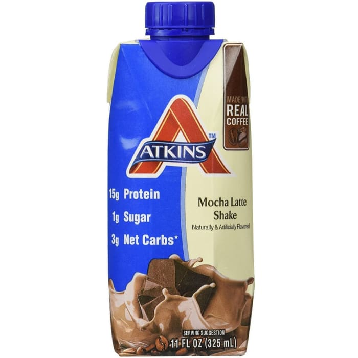 Atkins Advantage Mocha Latte Shake
