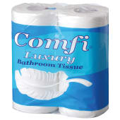 Comfi Luxury Bathroom Tissue