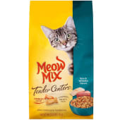 Meow Mix  Cat Food Tuna & Whitefish Flavor