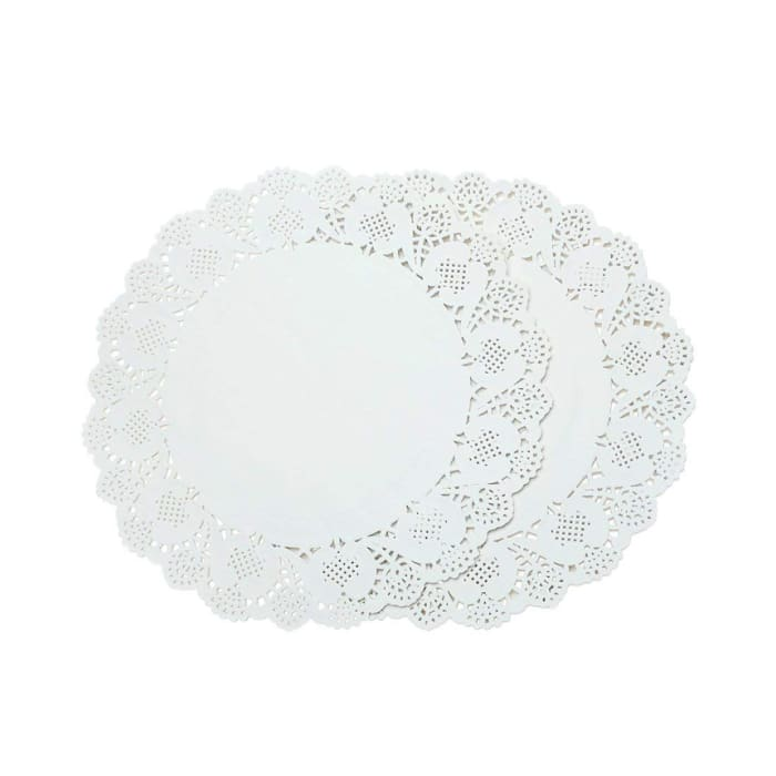 Hotpack Round Doilies 5.5 Inch