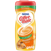 Nestle Coffee-Mate Sugar-Free Hazelnut Powdered Coffee Creamer