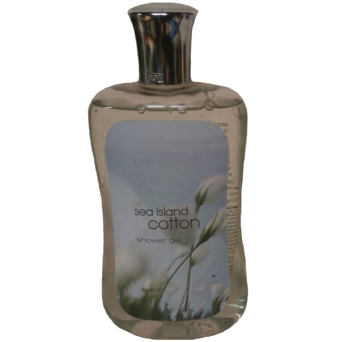 Bath &  Body Works Sea Island Cotton Shower Gel
