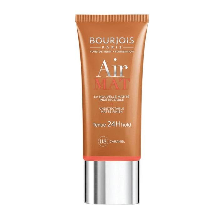 Bourjois Paris Air Mat Foundation 08 Caramel SPF10