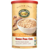 Nature's Path Hot Oatmeal Gluten Free Old Fashioned Oats 510g