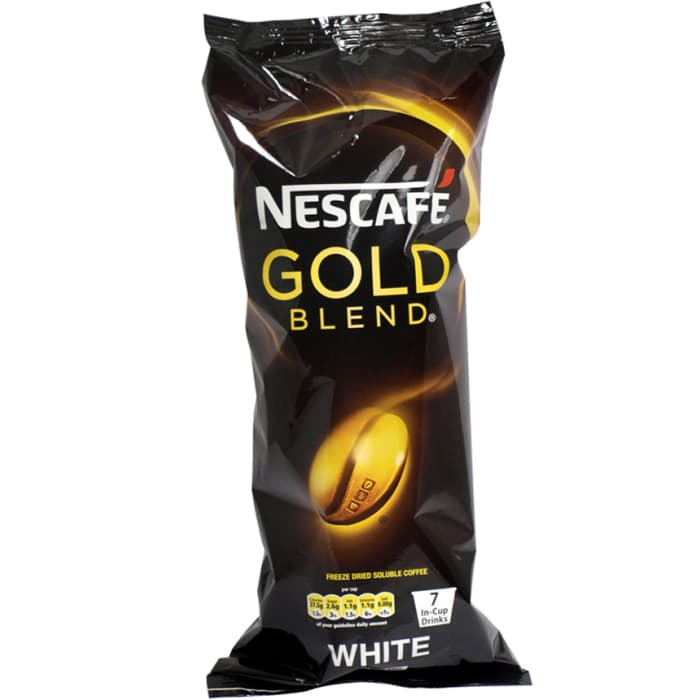 Nescafe & Go Coffee Gold Blend Cups 77g