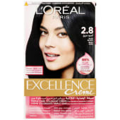 L'Oreal Excellence Creme Hair Colour Blue Black 2.8