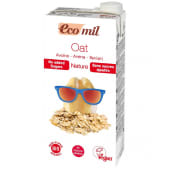 Ecomil Oat Drink No Added Sugar Bio Organic 1 Litre