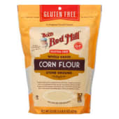 Bobs Red Mill Gluten Free Corn Flour 22oz