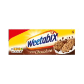 Weetabix Chocolate 12 Biscuits 230g