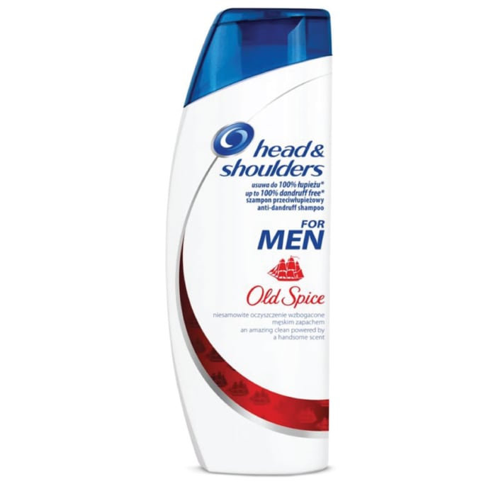 Head and Shoulders Old Spice Shampoo