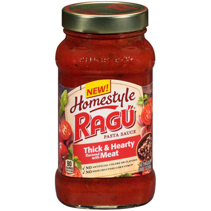 Ragu Homestyle Traditional Sauce