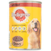 Pedigree Dog Food Gravy With Beef