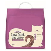 Tesco Low Dust Cat Litter 10L
