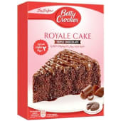Betty Crocker Triple Chocolate Royale Delights 610g