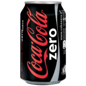 Coca Cola Zero Sugar Can