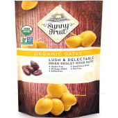 Sunny Fruit Organic Dried Pitted Dates 250g
