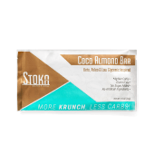 Stoka Nutrition Coco Almond Bar 54 Grams