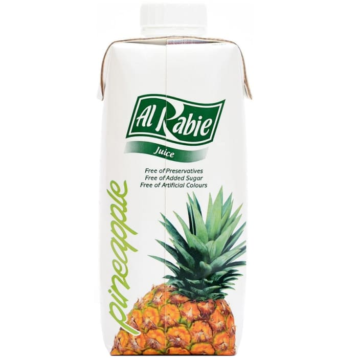 Al Rabie Juice Pineapple