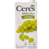 Ceres Juice Hanepoot White Grape
