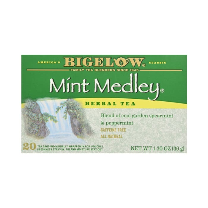 Bigelow Mint Medley Herbal Tea 36g