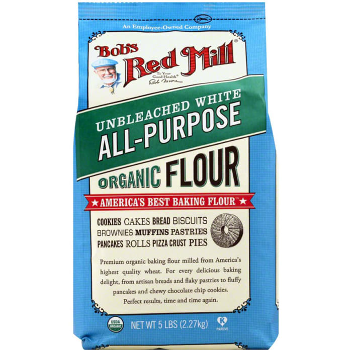Bob's Red Mill Unbleached White All Purpose Baking Flour