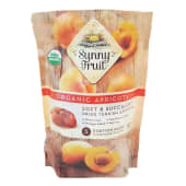 Sunny Fruit Organic Apricots Soft and Succulent Dried Turkish Apricots