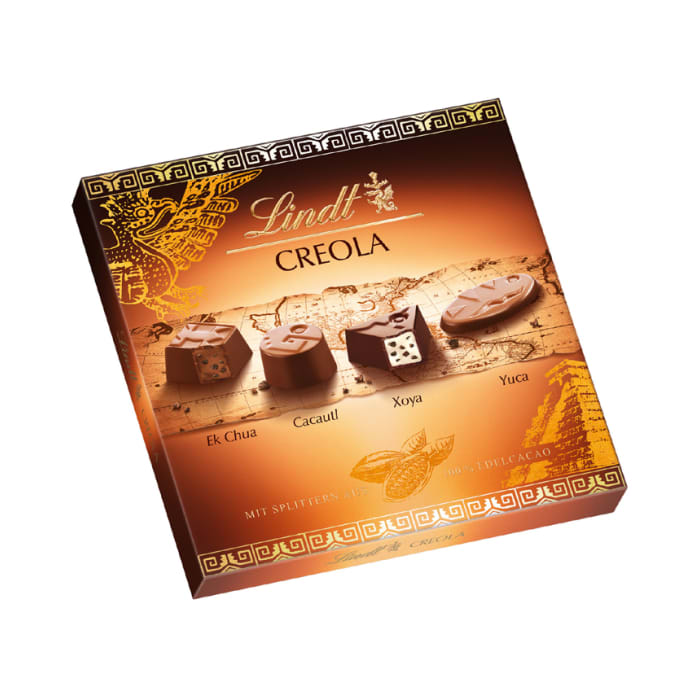 Lindt Creola Chocoalte Gift Pack