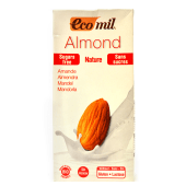 Ecomil Sugar Free Almond Nature Milk