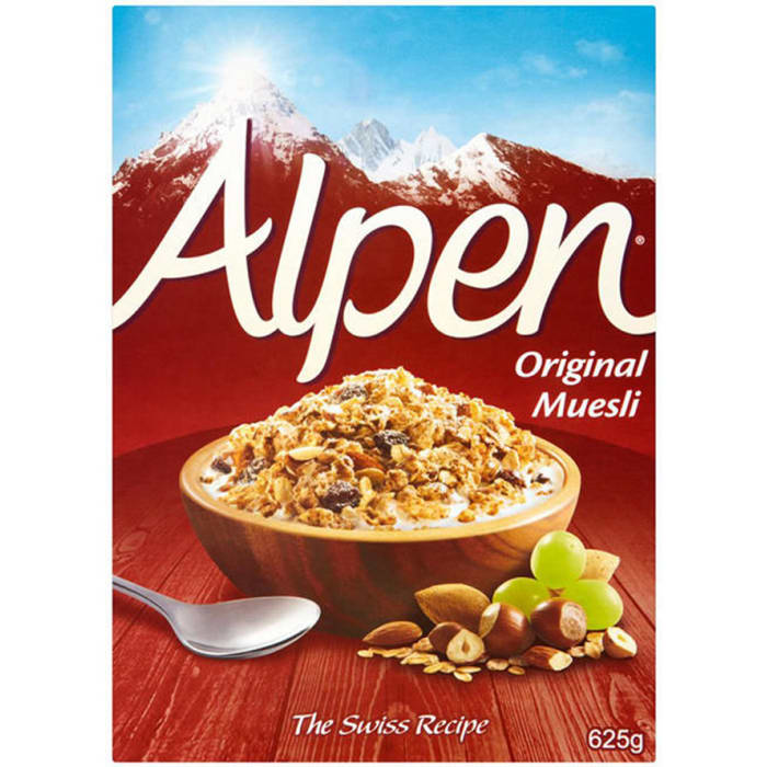 Alpen  Original Cereal