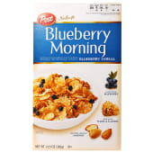 Post Selects Blueberry Morning Cereal