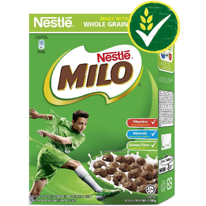 MILO Cereal 330g