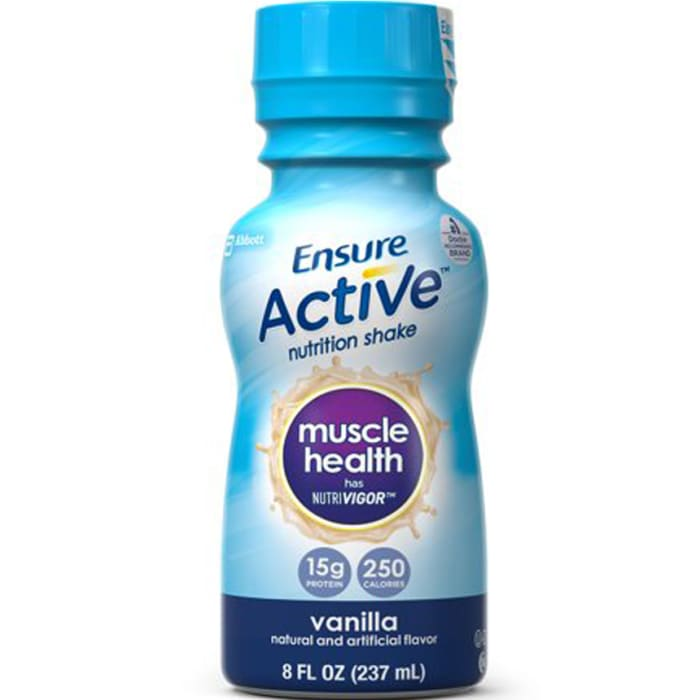 Ensure Active Light Vanilla Shake