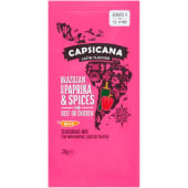 Capsicana Brazillian Paprika & Spices Seasoning Mix 28g